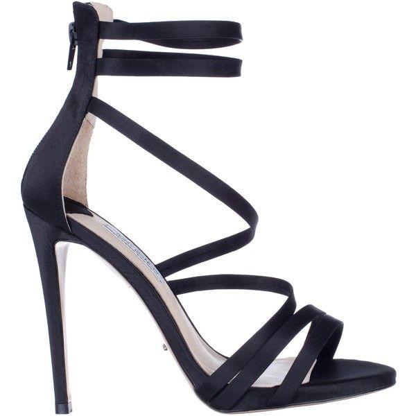 Bianco High heeled sandals - black 7bmJ0VX3