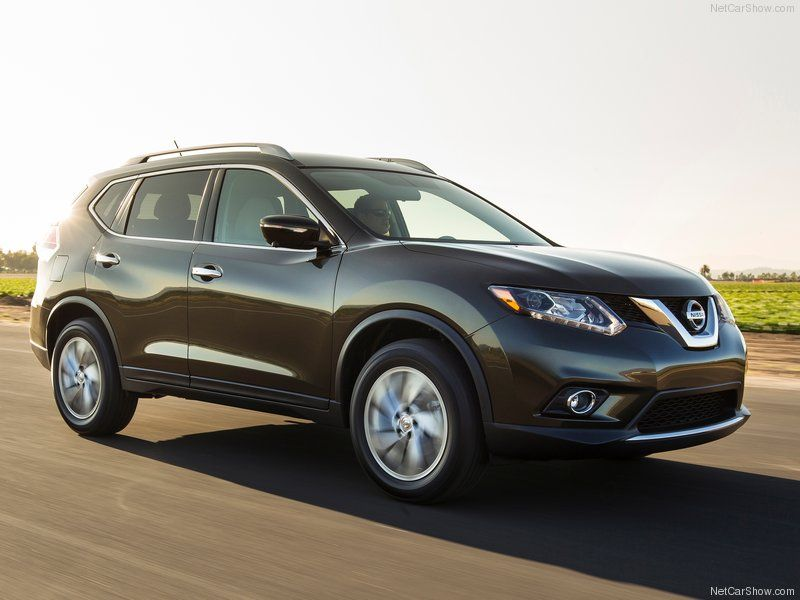 2014 Nissan Rogue Car Pictures 2014 Nissan Rogue Nissan Rogue Fuel Efficient Suv
