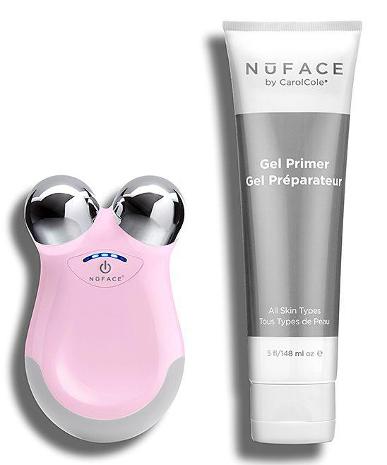 Petal Pink Refreshed Mini Facial Toner & Gel Primer