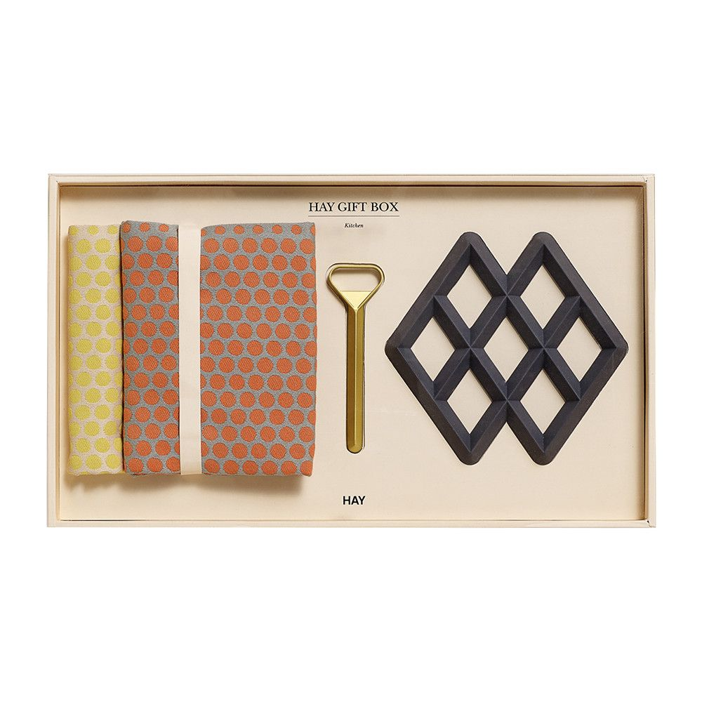 Great Kitchen Gift Discover The Hay Kitchen Gift Set Medium At Amara Places Or