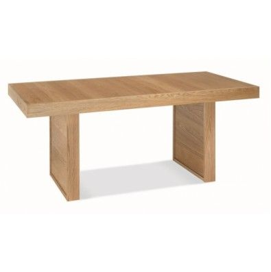 BD Akio 6-Seater Panel Dining Table