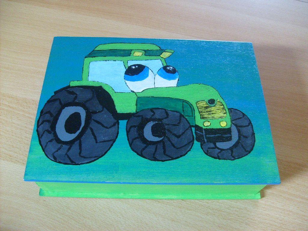 Krabička na poklady drobnosti pro děti pinterest