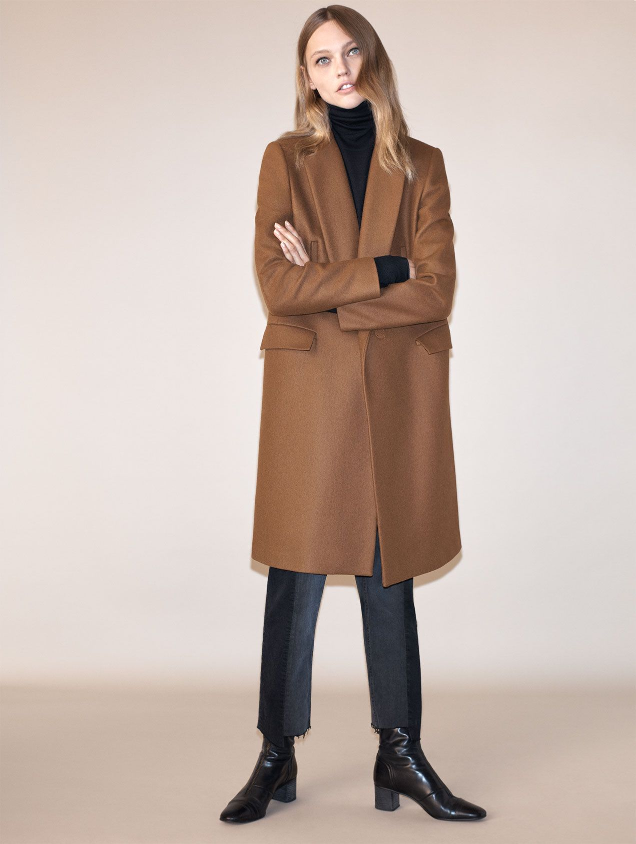 a40ccad4 Editorial-THE COAT EDIT-WOMAN | ZARA United States | clothing ...