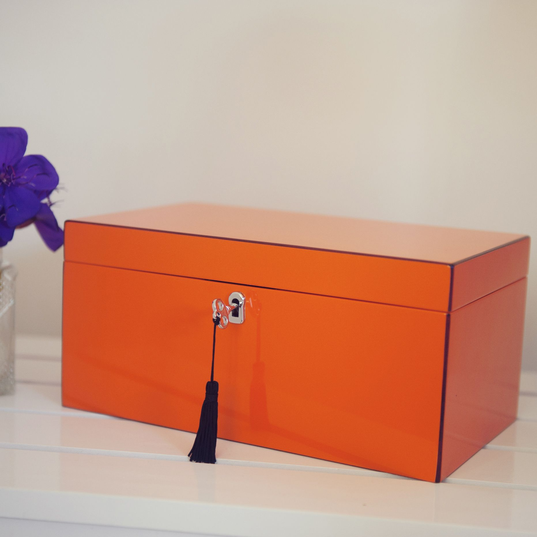 Herms jewelry box Pesquisa Google DIY Pinterest Box