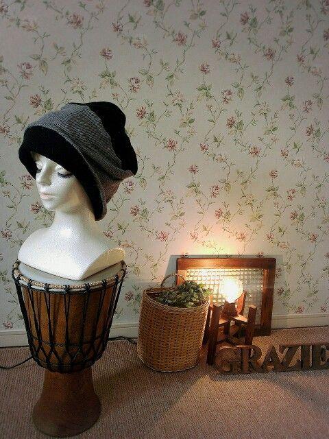 ガン治療を頑張っている友人の為に考えた「スヌード帽」。全国のアトピーなどお肌が敏感な方にも。。 病気治療中のおしゃれ帽子として。。もちろん普段のおしゃれ帽子と...|ハンドメイド、手作り、手仕事品の通販・販売・購入ならCreema。