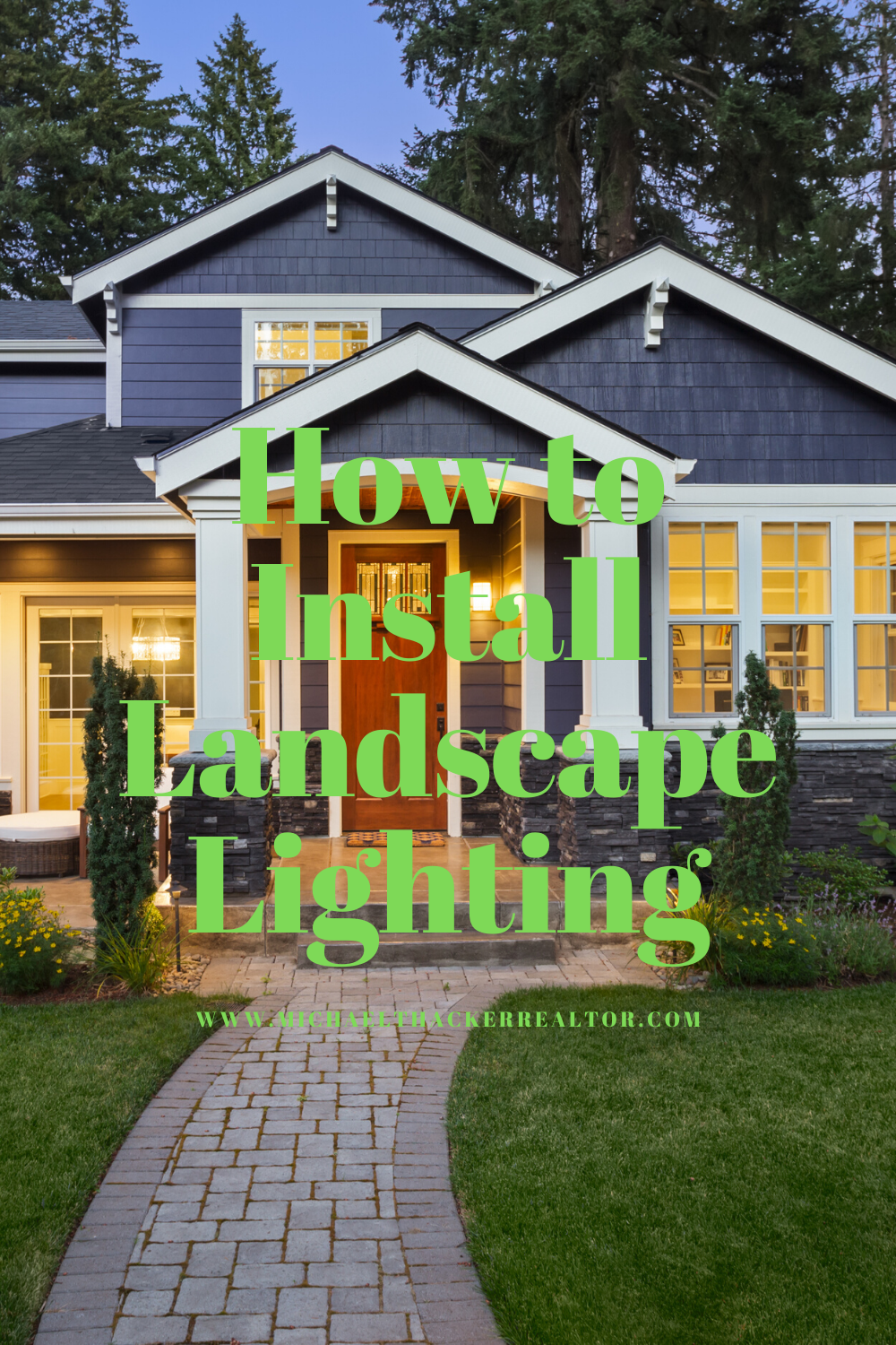 Video Of Tips And Product Reviews To Help Make Installing Landscape Lighting At Home Easy Take In 2020 Landscape Lighting Outdoor Patio Lights Led Landscape Lighting