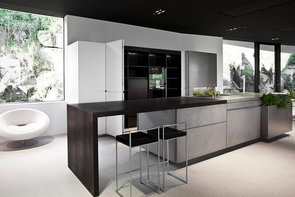 Concrete Kitchen Countertops Steininger