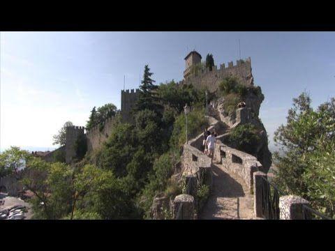 Italien 2014 Der Zwergstaat San Marino Euromaxx Der