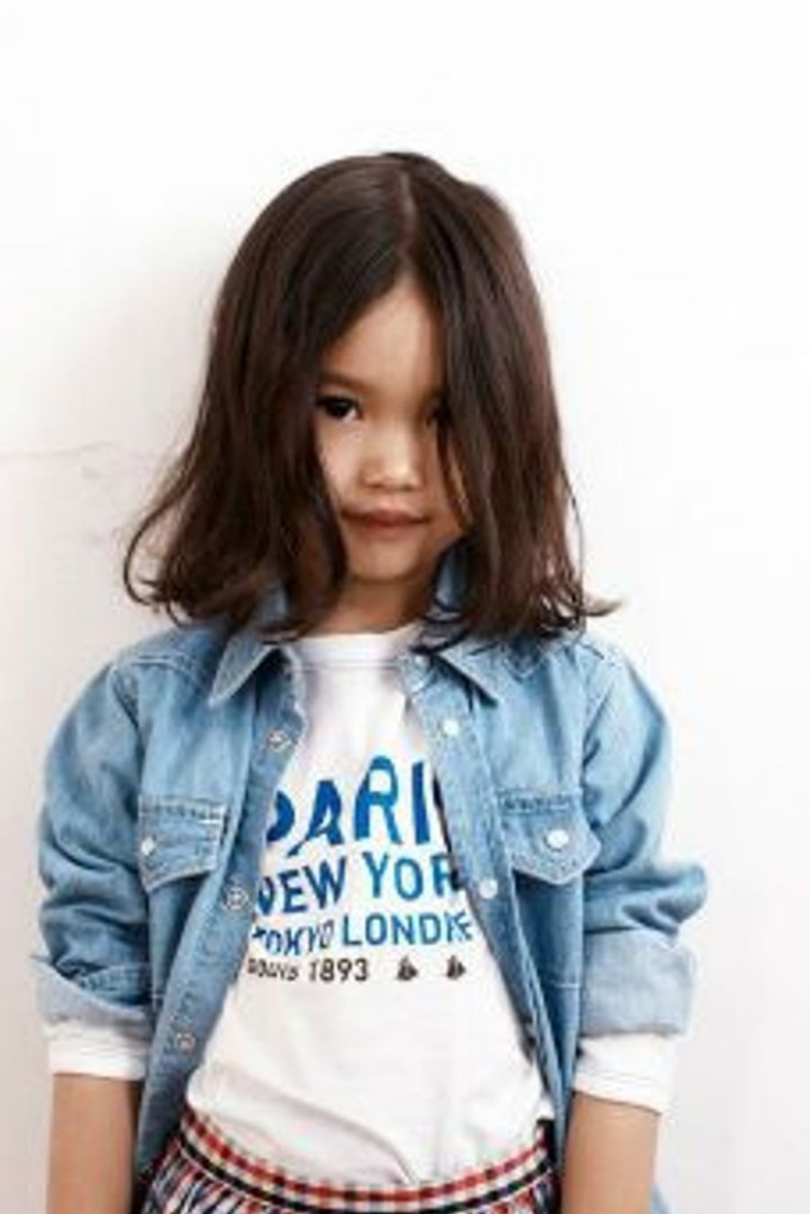 Coupe Enfant Fille Coupe Enfant Fille Coupes Enfants Coupe Cheveux Fille