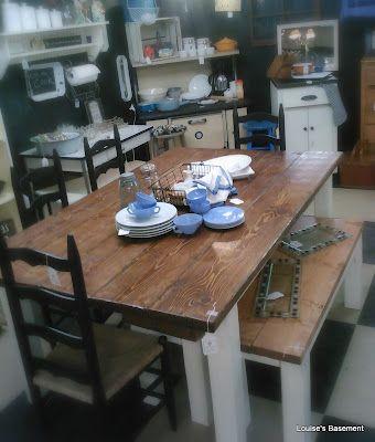 Custom order Farm Table Available at LB (Feb 2/15 Sale begins)