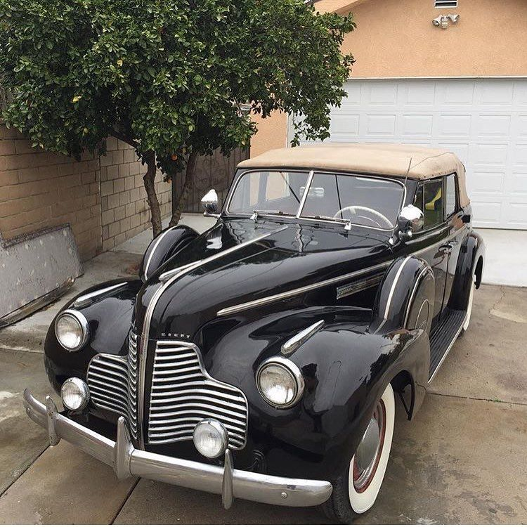 1941 Buick 40 Special: A Celebration Of Buick Autos (@buickworld) On Instagram