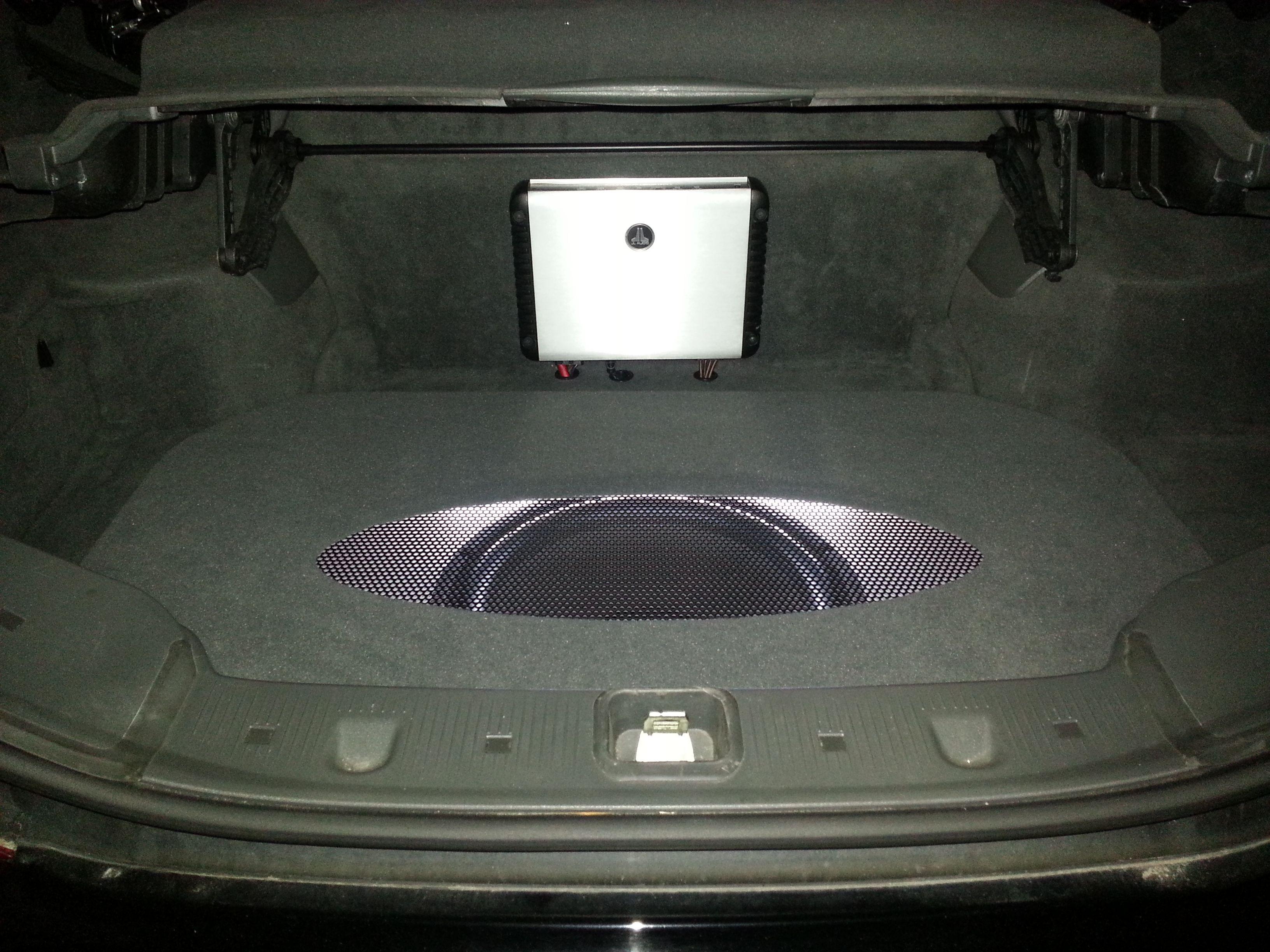 Simple setup in an SL500  16