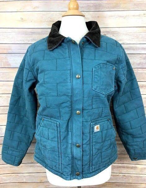 Carhartt Jacket – Carhartt Womens Denwood Vest (With ...