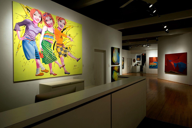 Art Gallery - ArtSpace Virginia Miller - International and Latin