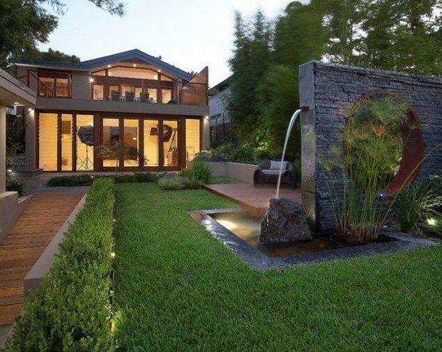Casa japonesa tradicional moderna buscar con google for Casa moderna japonesa