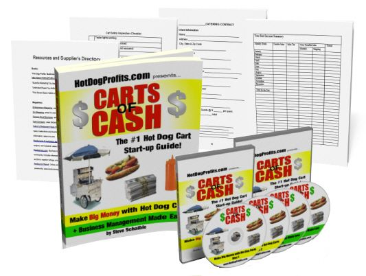Hot Dog Cart Business Plan  CarlS    Hot Dog Cart