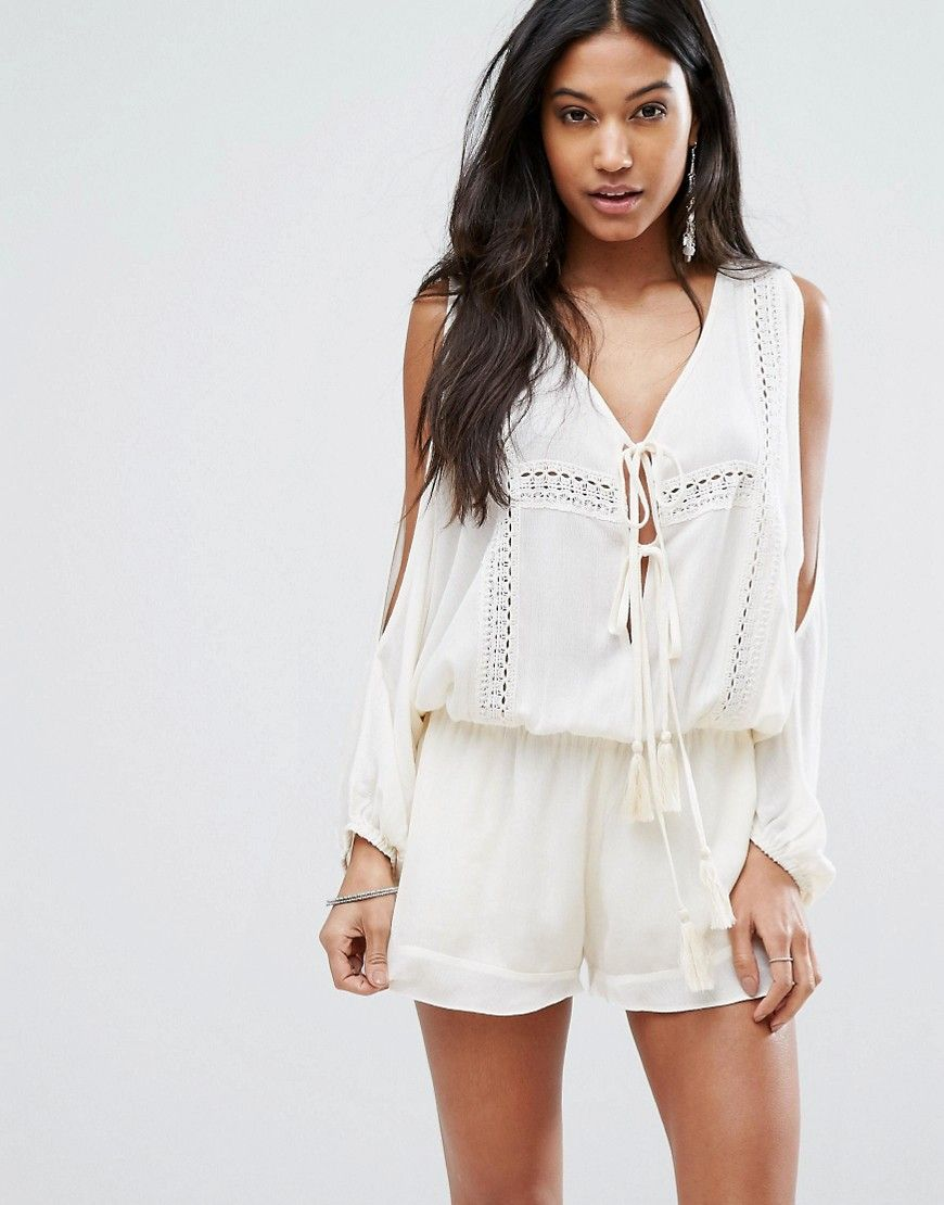 0a6528ad12b9 Get this Surf Gypsy s short jumpsuit now! Click for more details. Worldwide  shipping.