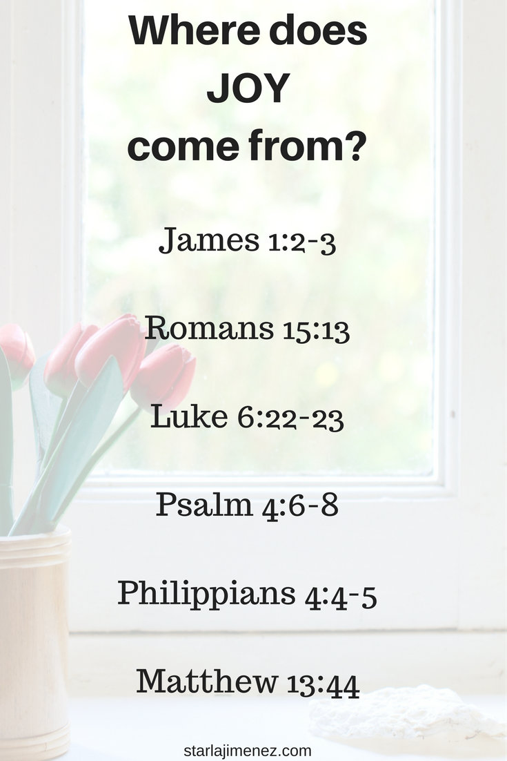 Easter Bible Quotes Where Does Joy Come From  Bible Verses And Scriptures