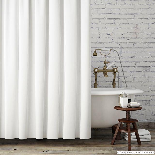 Badewanne Vorhang herrlich nostalgisch diese freistehende badewanne badewanne