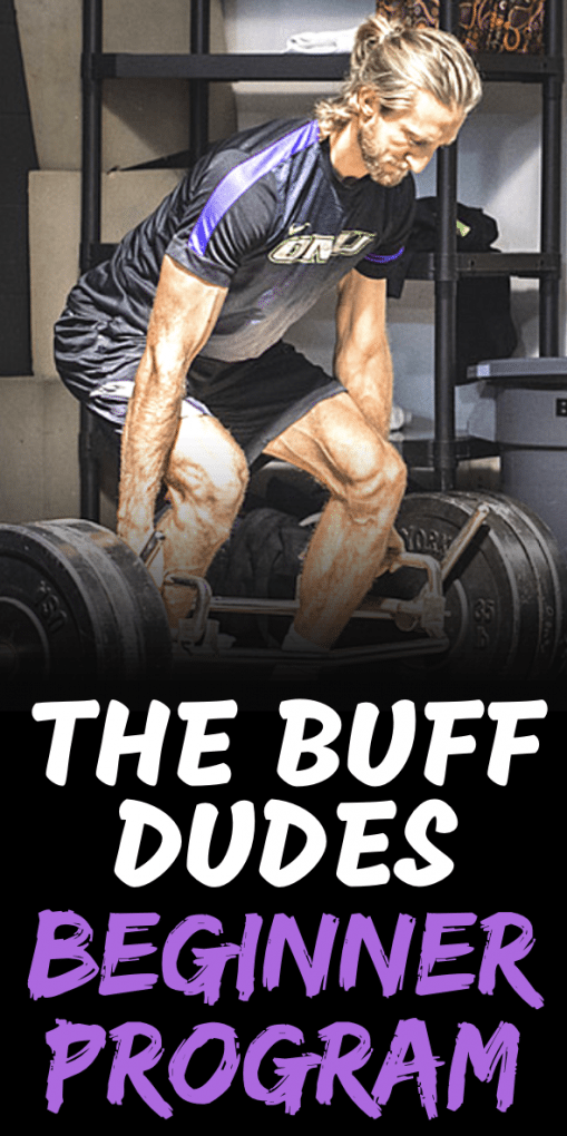 The Buff Dudes Best Beginner Program #fitness #gym #muscle #exercise #workout #mensfitness #dietwork...