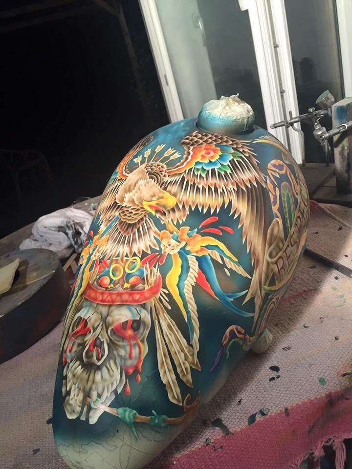 Pin by Kaci Sams on Motorcycle | Motorcycle paint jobs