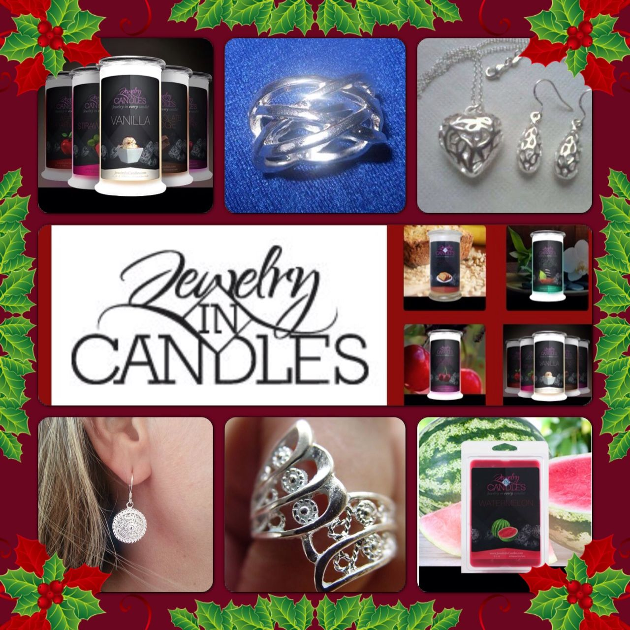 Candles With Gifts Inside The Perfect Holiday Gift With Jewelry In Candles You