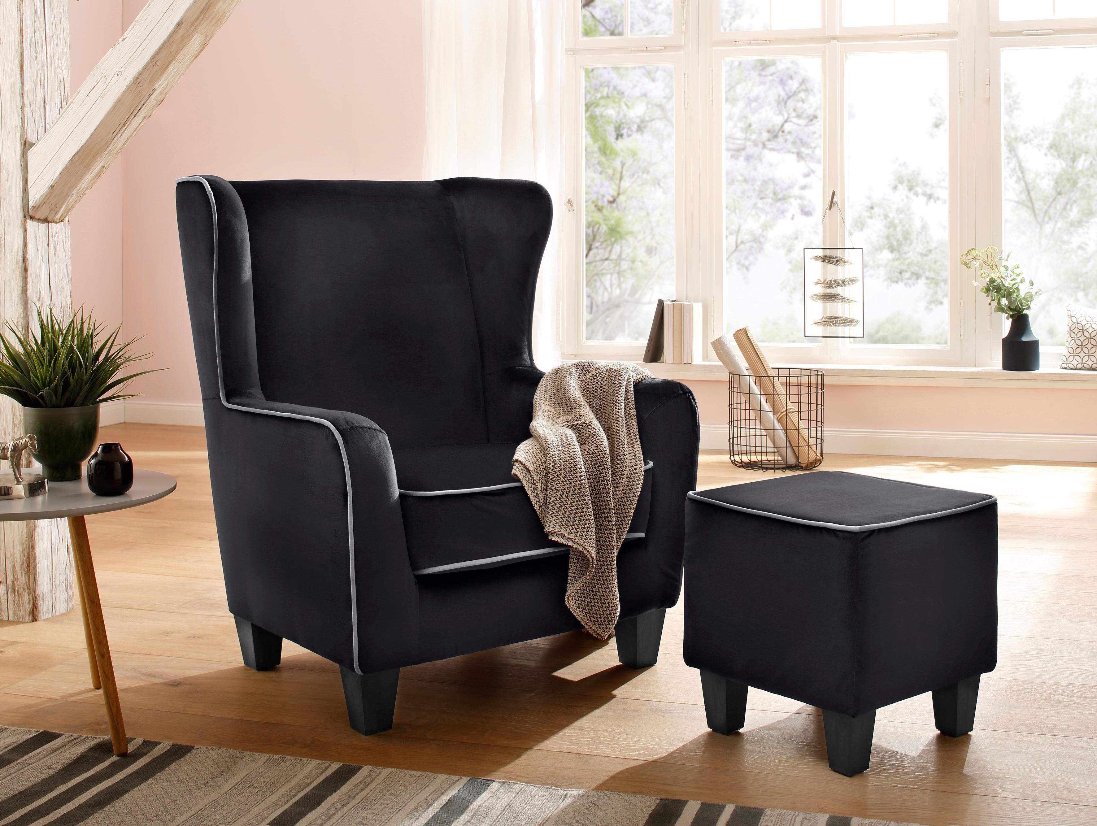 Relaxsessel Mit Hocker Leder Ohrensessel Mit Hocker Tchibo Hush Schlafsessel Kaufen Design Sessel Leder Gunstig Einzelsessel Sessel Haus Wohnen