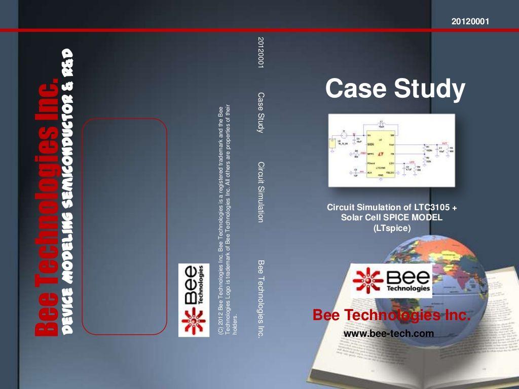 20120001 Circuit Simulation Of Ltc3105 By Spicepark Via Slideshare Circuitsimulation