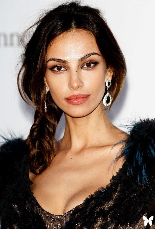 Romania's Madalina Ghenea.