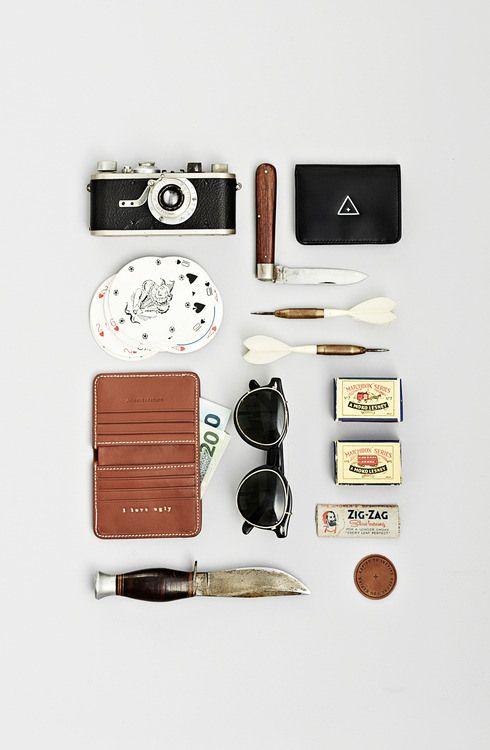 Pocket stuff