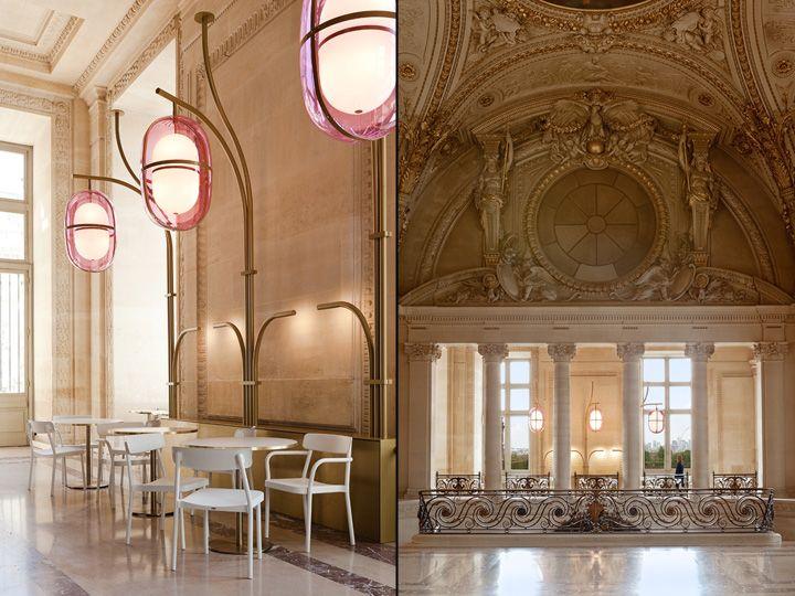 Café Mollien by Mathieu Lehanneur, Paris – France » Retail Design Blog