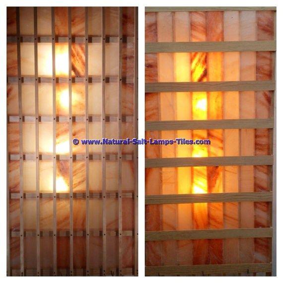 Himalayan Salt Wall Panels 04 Wall Panels Luxury Tub Himalayan Salt