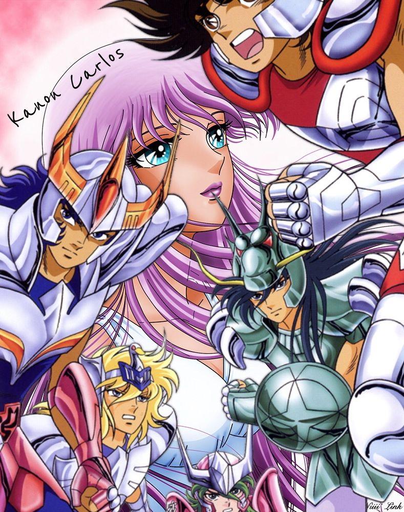 Sain Seiya Saint Seiya Cavaleiros Do Zodiaco Anime