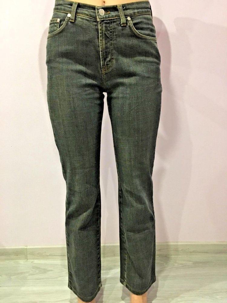 Trussardi Jeans Extra Slim Jeans Khaki Mens Casual Fashion