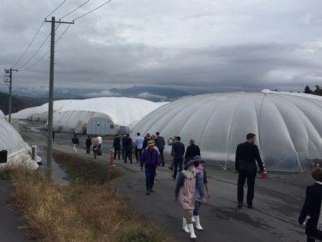 Japanse vestiging Koppert Cress geopend tijdens tuinbouwmissie