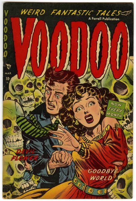 Matt Baker? | Voodoo #7  | Farrell |  1953