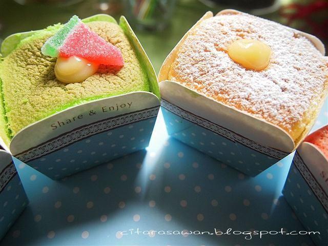 Resipi Citarasawan | Koleksi Resepi Kakwan Hokkaido Chiffon Cake