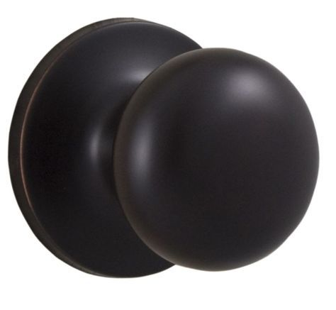 Weslock 200S Salem Passage Door Knob with Reliant Rose from the Premiere Essenti Oil Rubbed Bronze  sc 1 st  Pinterest & Weslock 200S Salem Passage Door Knob with Reliant Rose from the ... pezcame.com