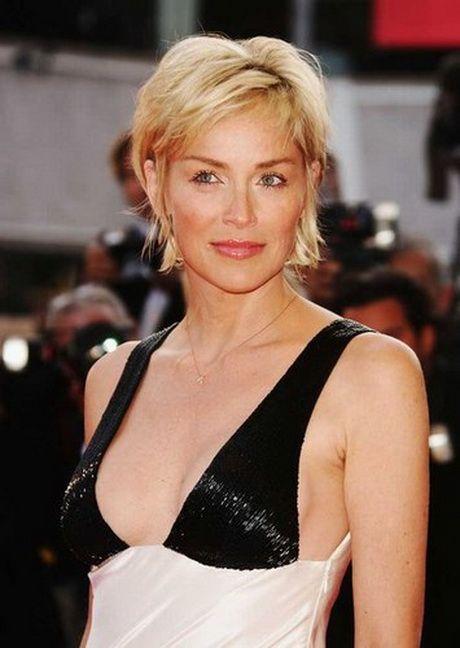 Modele de coiffure courte pour femme 50 ans Coiffures