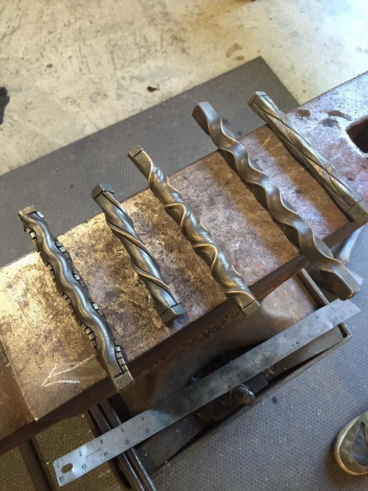 Pin By Tim Kimbrell On Ironwork Blacksmithing Forging
