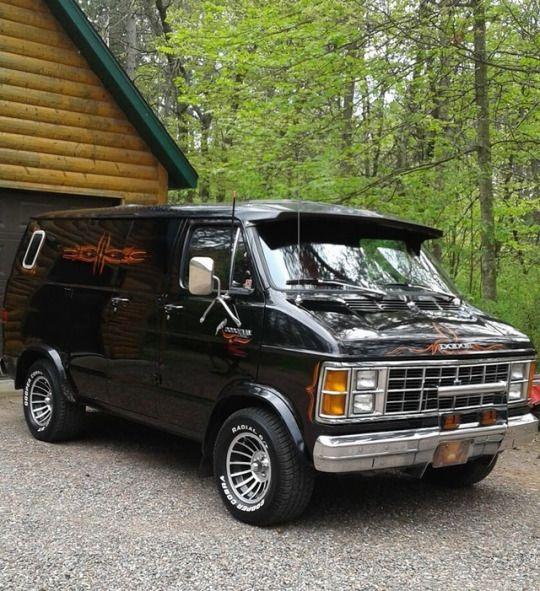 Rad Vans Gmc Vans Vintage Vans Dodge Van