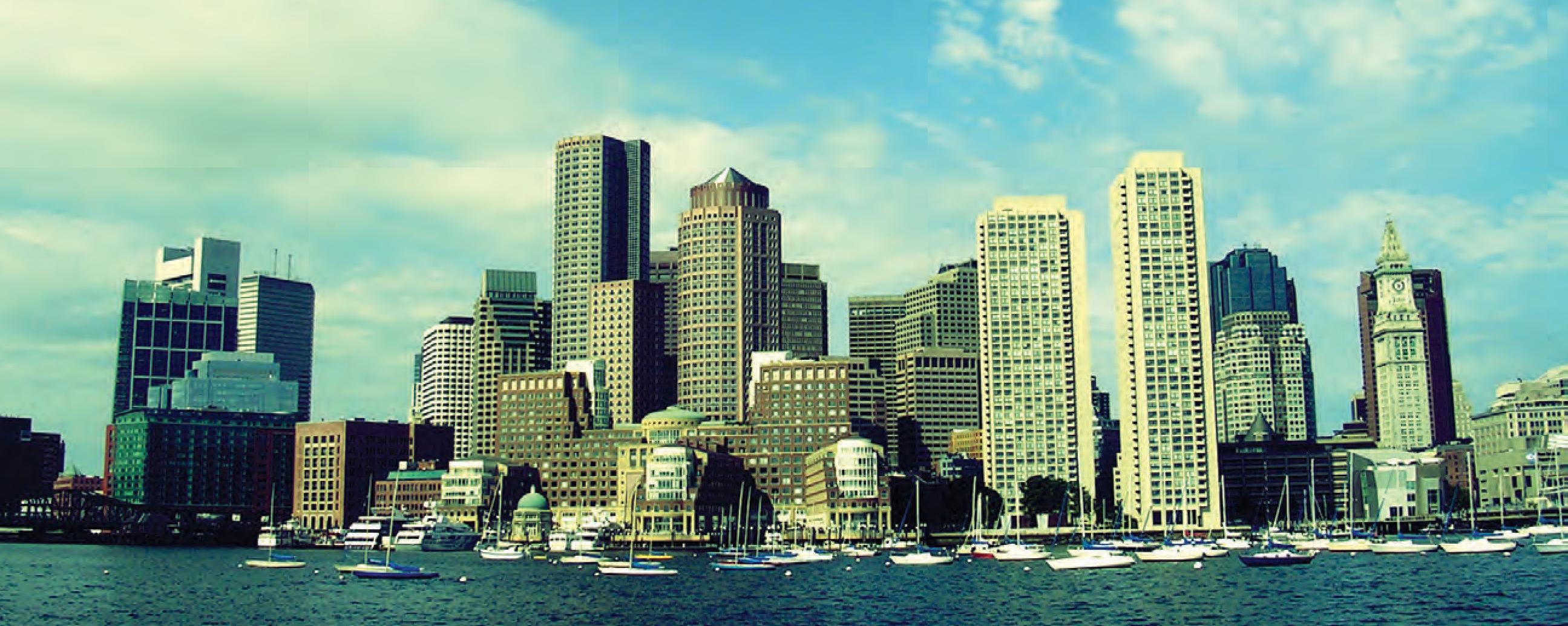 Boston City Skyline Silhouette Background Vector Illustration In 2020 Boston Skyline City Skyline Silhouette Skyline Silhouette