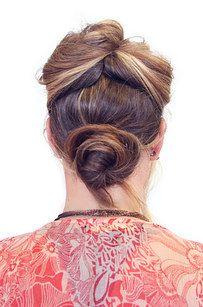 Fingir un corte de pelo.  – Peinados