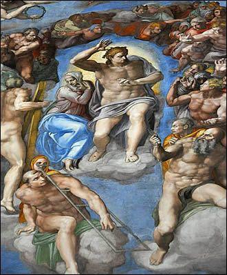 Le Plafond De La Chapelle Sixtine : plafond, chapelle, sixtine, Chapelle, Sixtine., Sixtine,, Renaissance,, Peinture, Renaissance