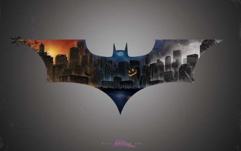 Desktop Wallpaper The Dark Knight Batman Bat Logo Hd Image Picture Background C342d2 Dark Knight Wallpaper The Dark Knight Trilogy Batman The Dark Knight