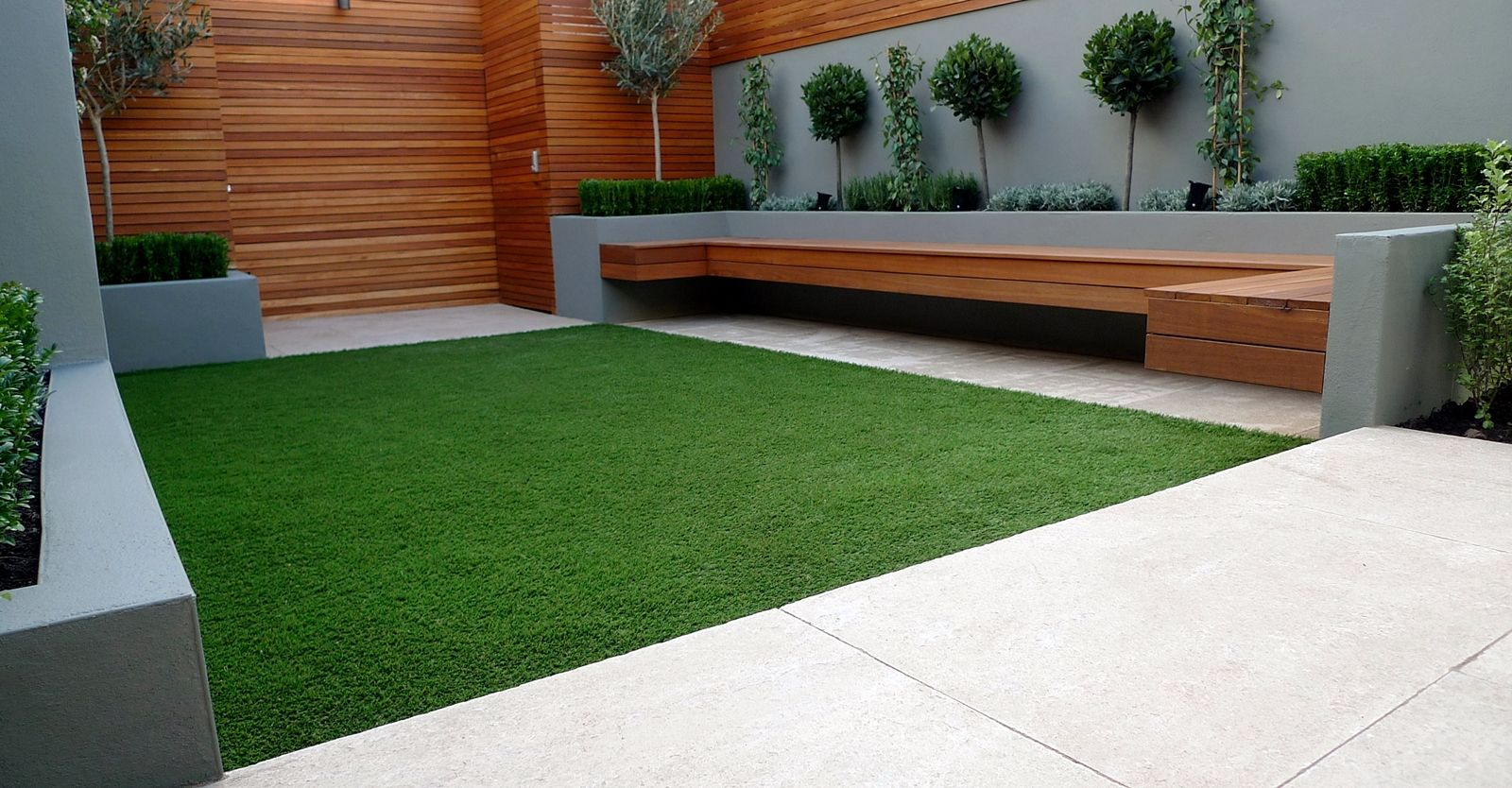 modern and contemporary garden design battersea clapham dulwich