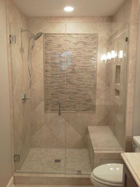 Frameless Shower Door With Images Bathroom Remodel Shower
