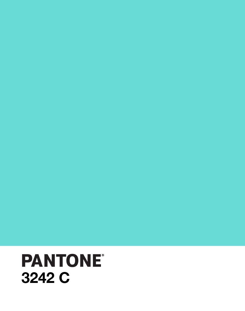 pantone 3242 c color design aqua d e s i g n pinterest pantone aqua and mood boards. Black Bedroom Furniture Sets. Home Design Ideas