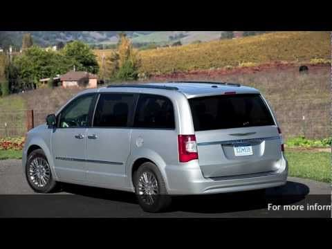 ficha tecnica town country limited 2011