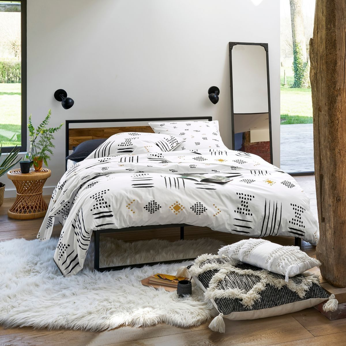 enveloppes de couettes new york parure de lit new york. Black Bedroom Furniture Sets. Home Design Ideas